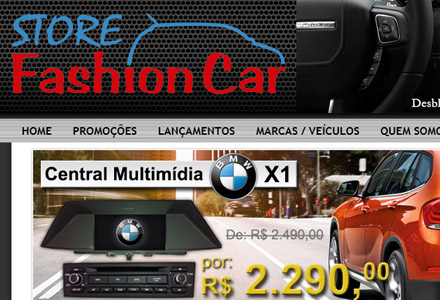 Fashion Car Store